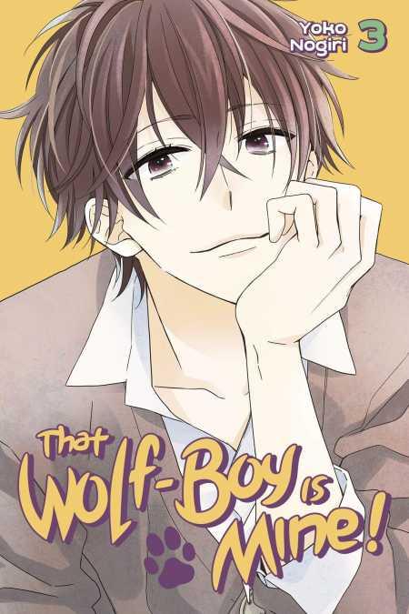 That Wolf-Boy Is Mine 3