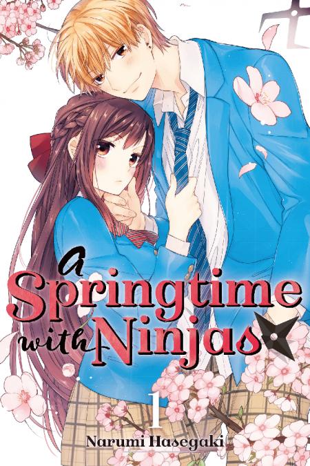 A Springtime with Ninjas 1