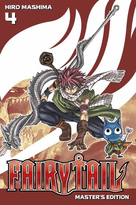 Fairy Tail Master's Edition 4