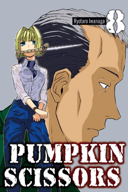 Pumpkin Scissors 8