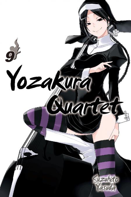 Yozakura Quartet 9