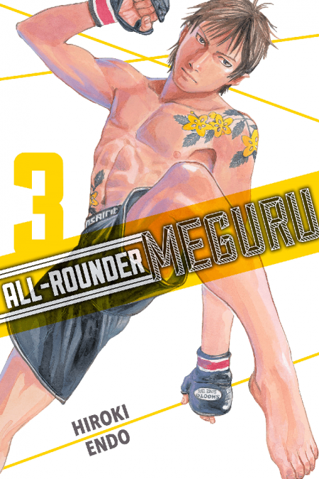 All-Rounder Meguru 3