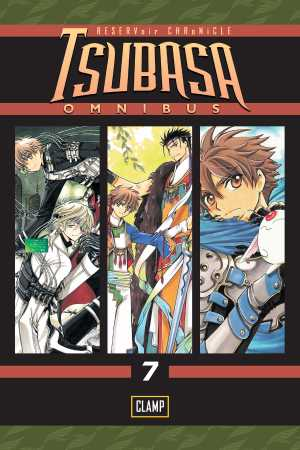 Tsubasa 7 cover