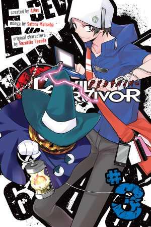 Devil Survivor 3 cover
