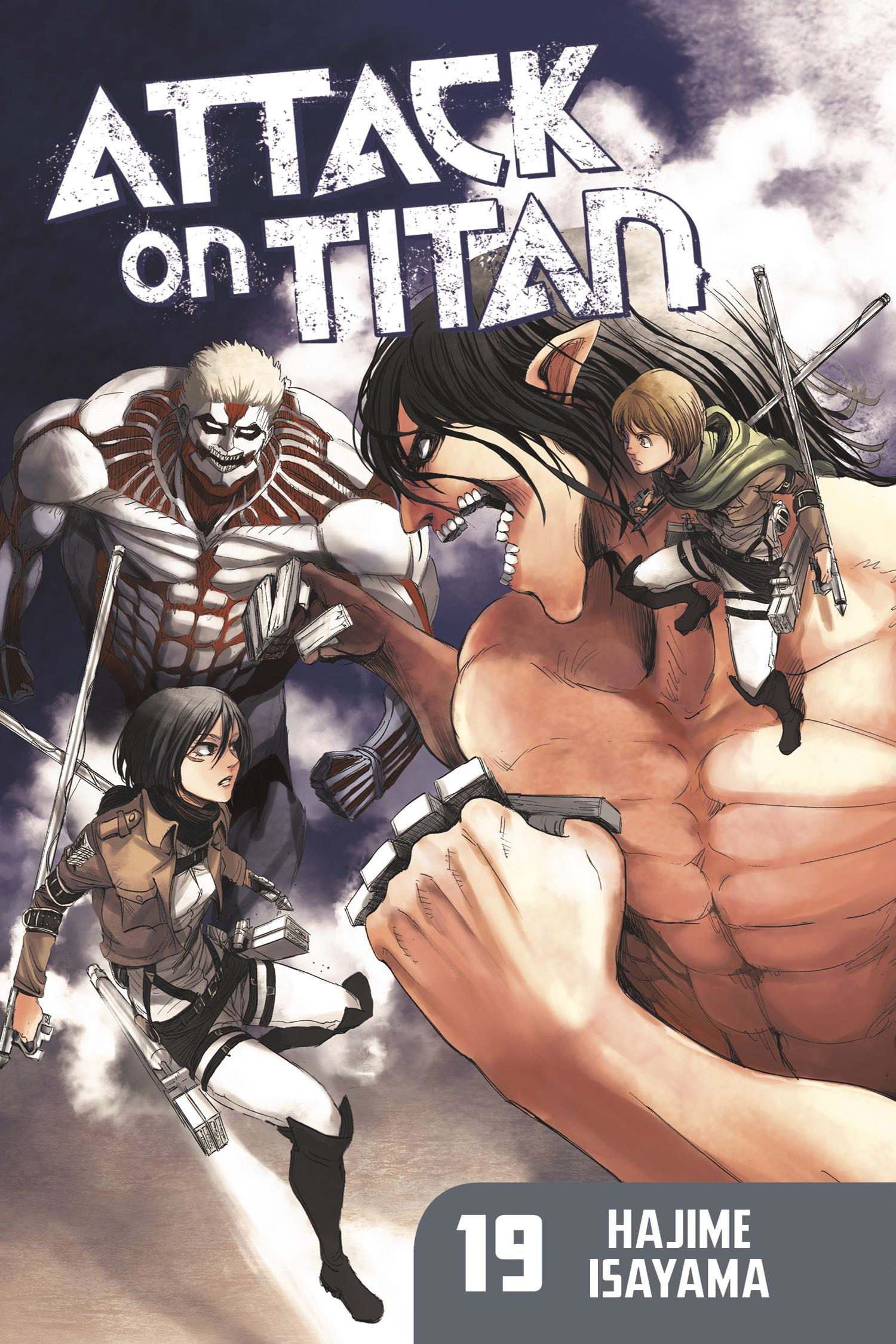 attack on titan manga deutsch