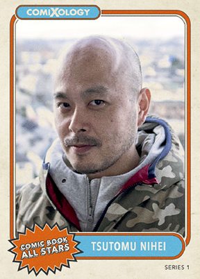 Tsutomu_Nihei_Trading_Card_v2 4 x 5.5