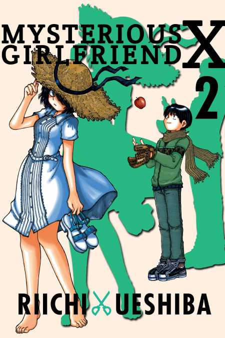 Mysterious Girlfriend X Kodansha Comics