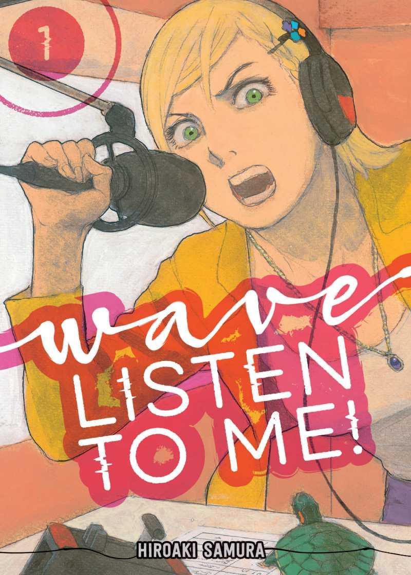 Wave, Listen to Me! - Kodansha Comics