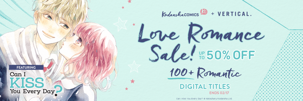 Love Romance Sale - up to 50% off