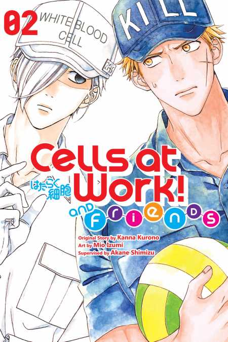 Cells at Work and Friends, 2