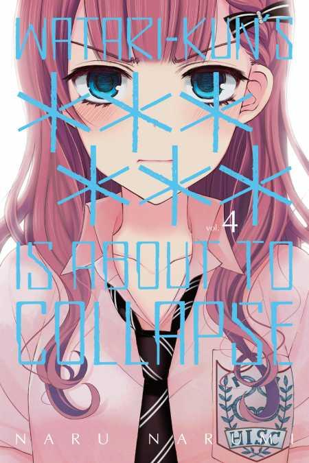 Watari-kun's XXXXXX Is about to Collapse, 4