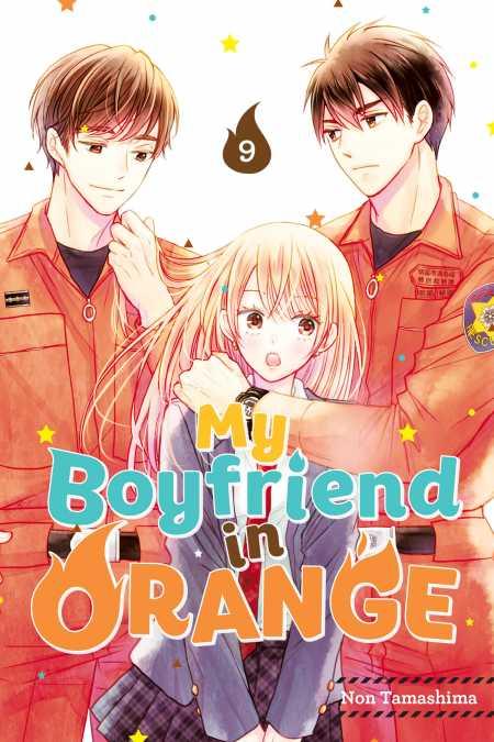 My Boyfriend in Orange, 9