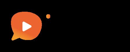 izneo color logo with black text