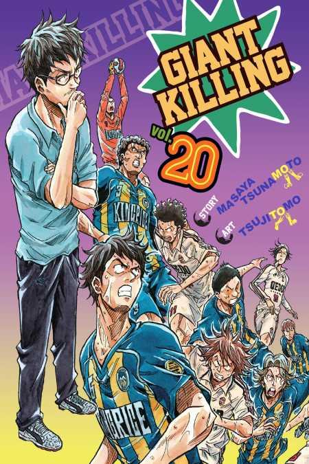 Giant Killing, 20