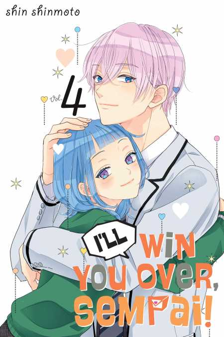 I'll Win You Over, Sempai!, 4