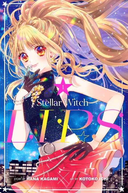 Stellar Witch LIP☆S, 1