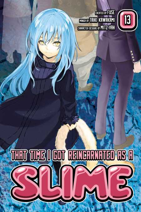 cover for That Time I got Reincarnated as a Slime, 13
