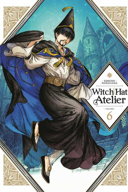 cover for Witch Hat Atelier, 6