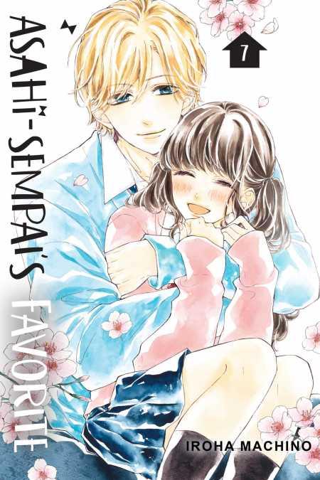 cover for Asahi-sempai's Favorite, 7