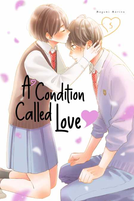 cover for A Condition Called Love, 5