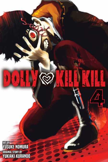 cover for Dolly Kill Kill, 4