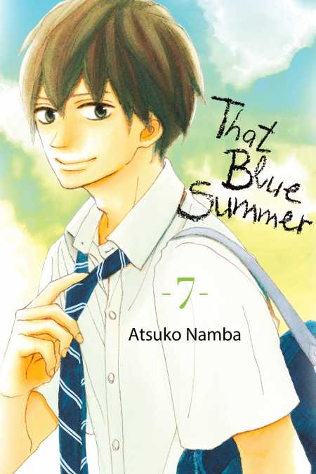 cover for That Blue Summer, 7