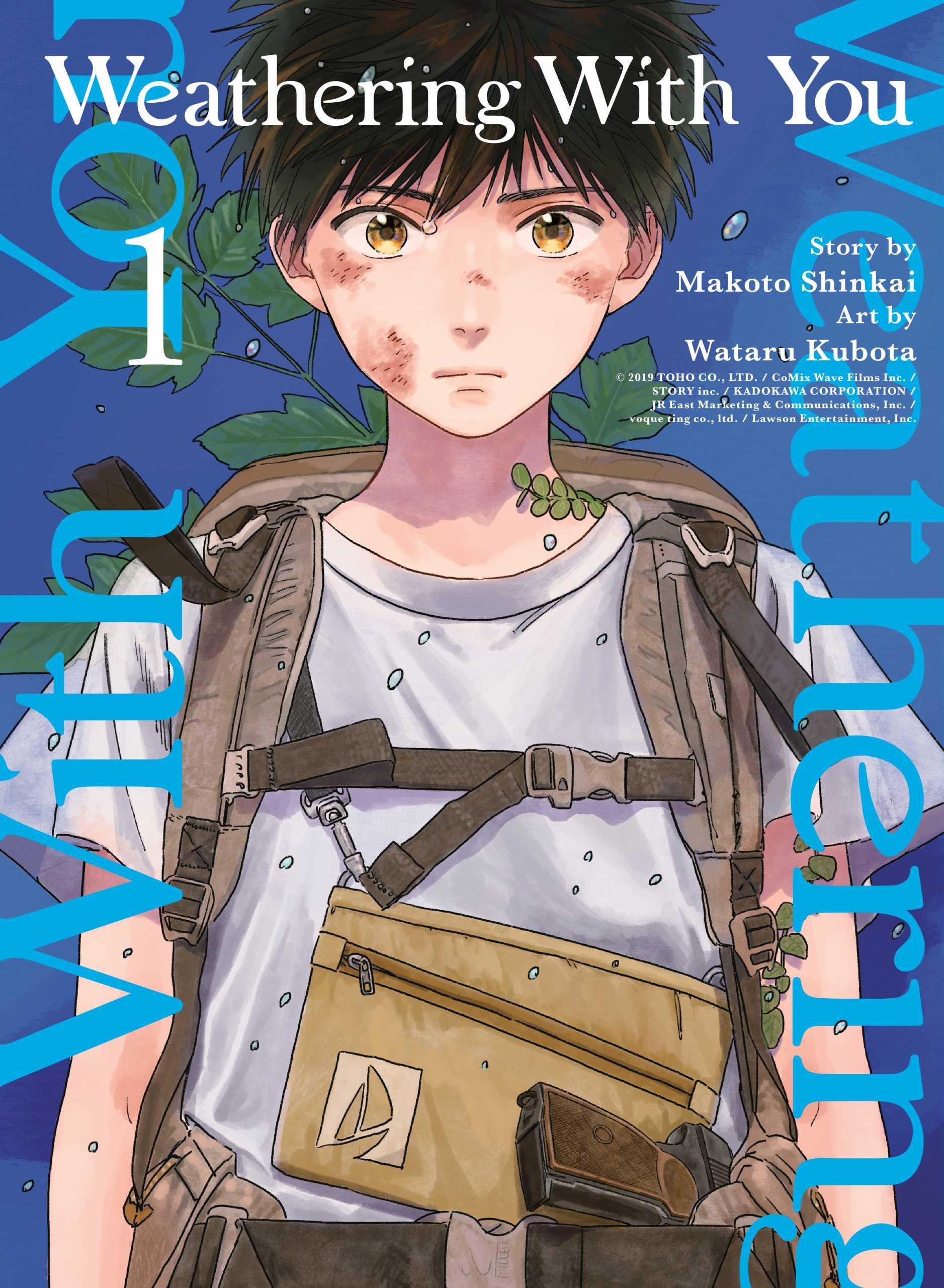 Weathering With You 1 Kodansha Comics