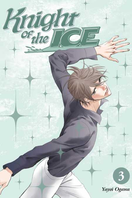 cover for Knight of the Ice, 3