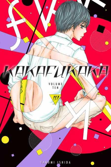 cover for Kakafukaka, 10