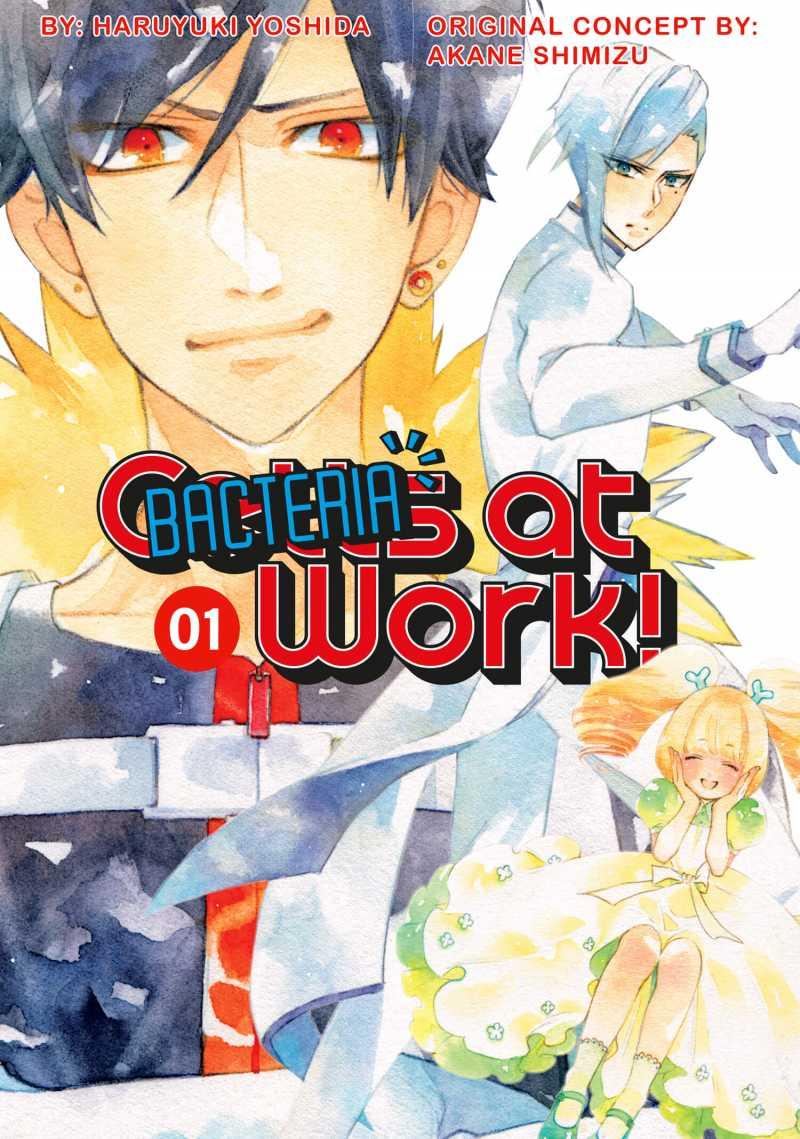 Cells at Work: Bacteria! - Kodansha Comics