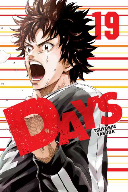 cover for DAYS, 19