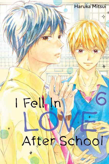 cover for I Fell in Love After School, 6