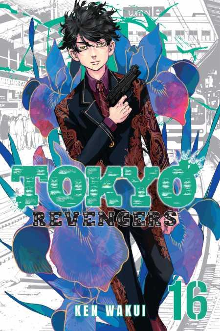 cover for Tokyo Revengers, 16