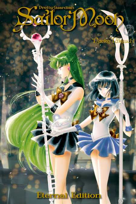 cover for Sailor Moon Eternal Edition, 7