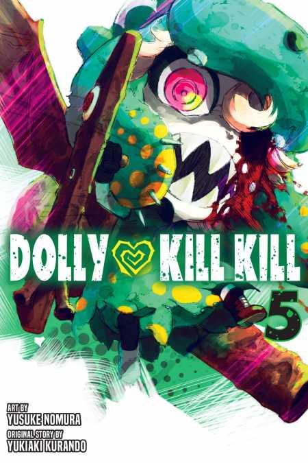 cover for Dolly Kill Kill, 5