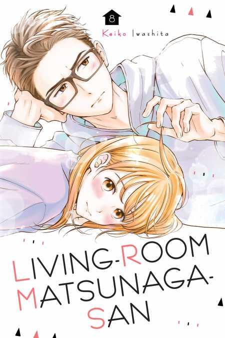 cover for Living-Room Matsunaga-san, 8