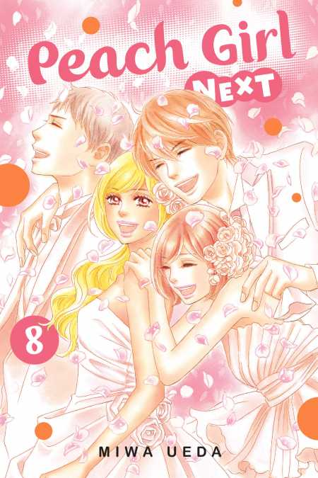 cover for Peach Girl NEXT, 8