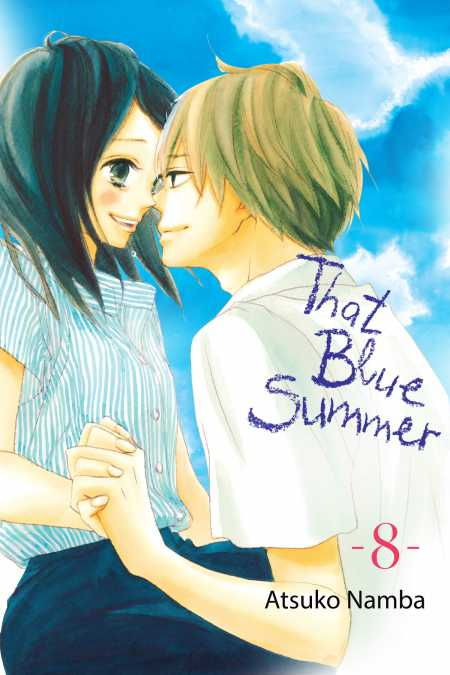 cover for That Blue Summer, 8