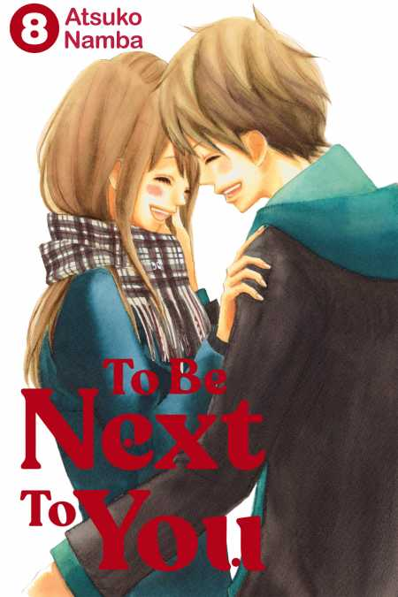 cover for To Be Next to You, 8