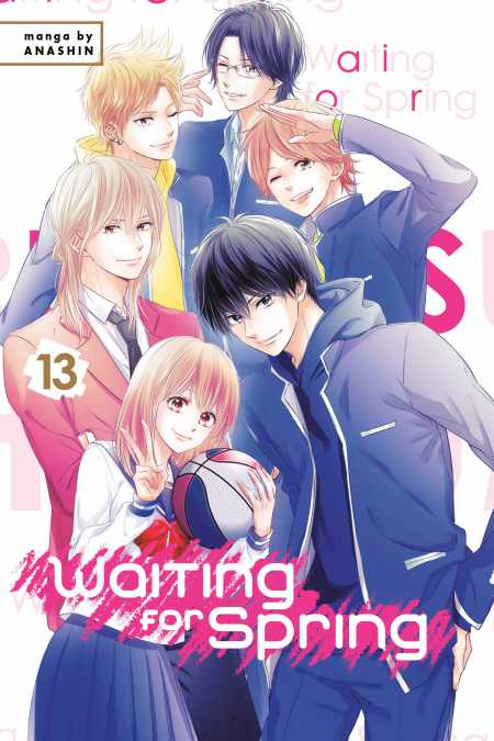 cover for Waiting for Spring, 13