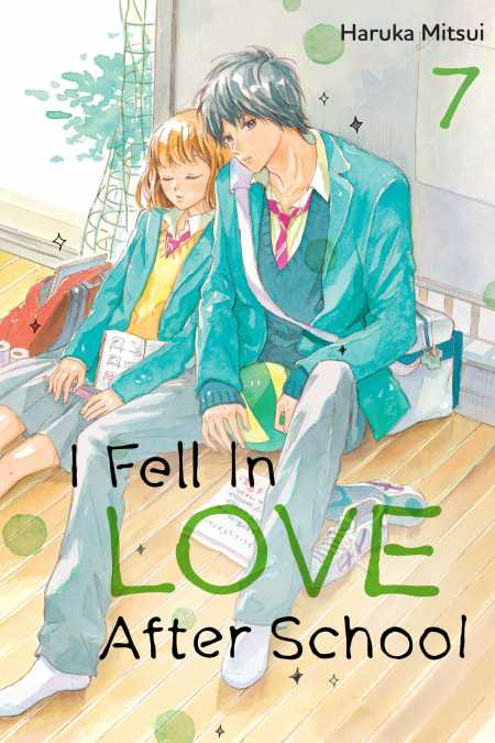 cover for I Fell in Love After School, 7