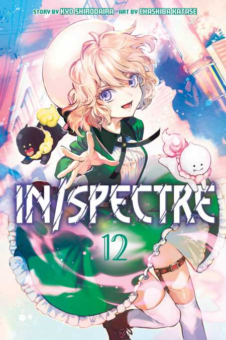 cover for In/Spectre, 12