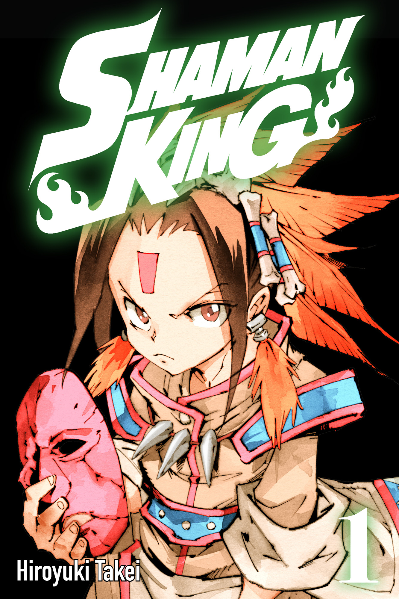 UPDATE] Shaman King returns completed in English for the first time! -  Kodansha Comics