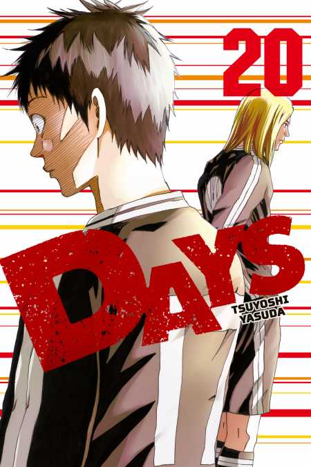 cover for Days, 20