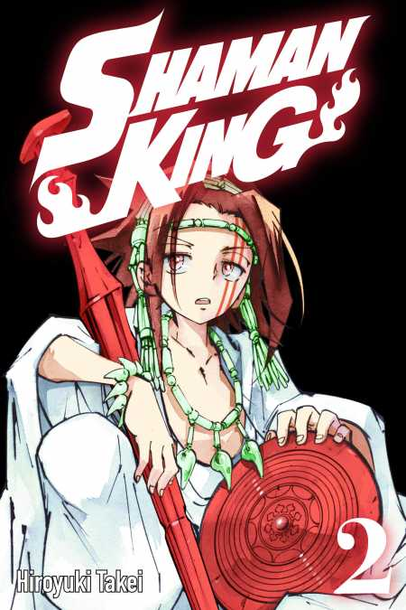 cover for Shaman King, 2