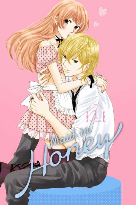 cover for Maid in Honey, 1