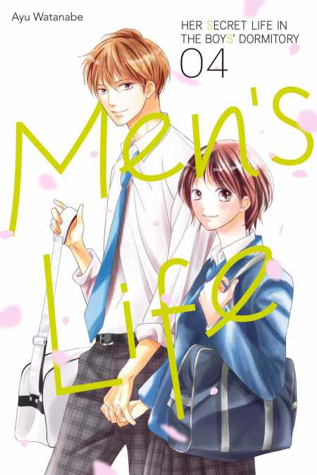 cover for Men's Life —Her Secret Life in The Boys' Dormitory—, 4