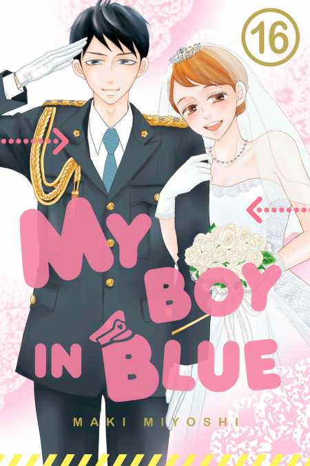 cover for My Boy in Blue, 16