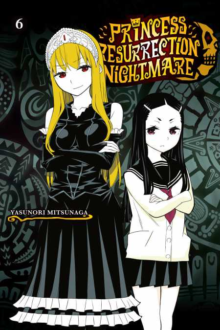 cover for Princess Resurrection Nightmare, 6
