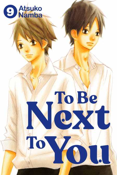 cover for To Be Next to You, 9